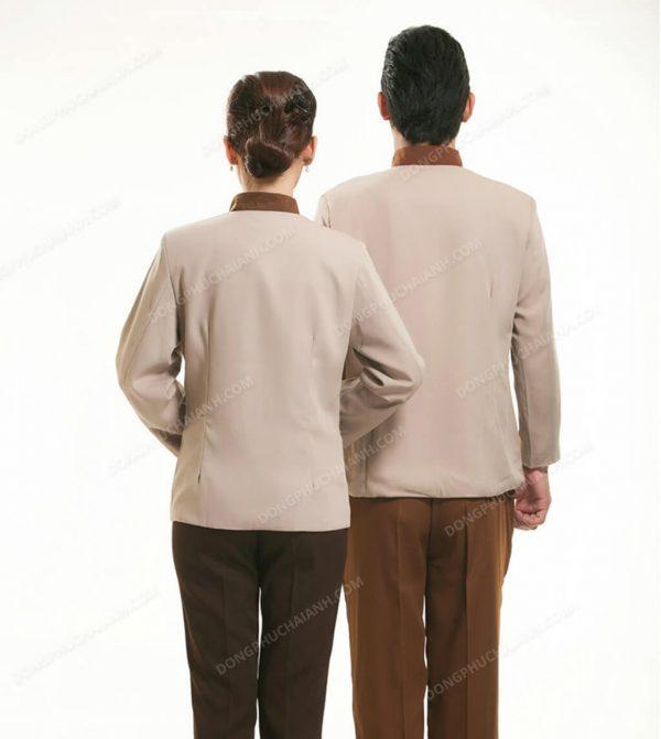 Công việc có cường độ cao cùng đặc tính riêng biệt nên đòi hỏi dành cho những bộ đồng phục nhân viên tạp vụ đó là phải có khả năng vệ sinh, bảo quản dễ dàng, đơn giản.
