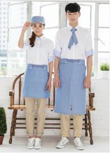 áo đồng phục nhà hàng giá rẻ