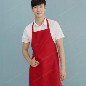 Đồng phục nhân viên áo phông - tạp dề 18