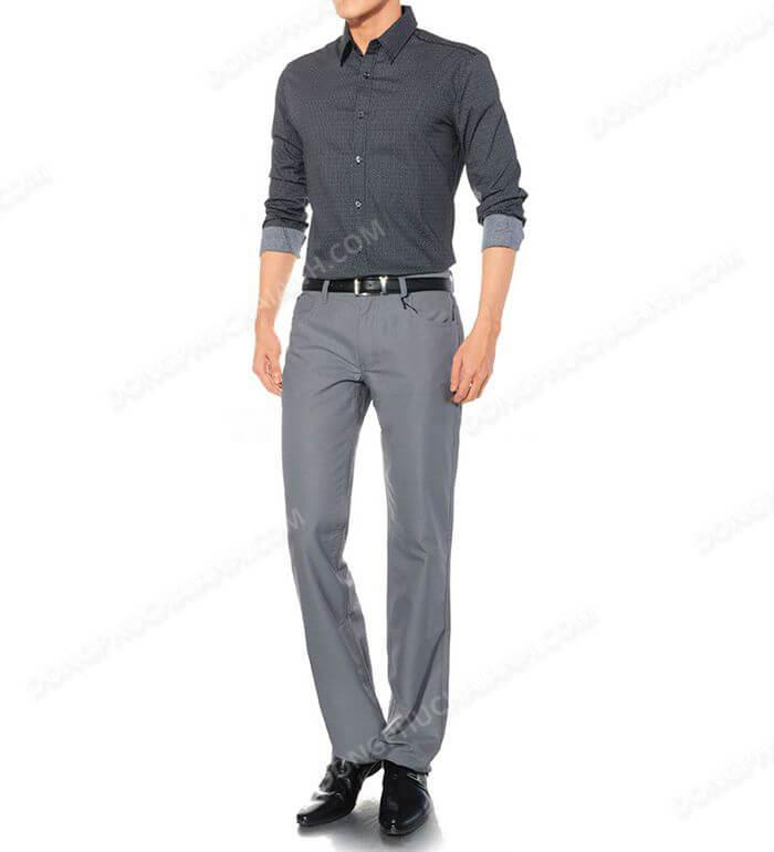Diện mẫu áo đồng phục quản lý nhà hàng - khách sạn của Hải Anh trên người, bạn sẽ thấy tự tin hơn khi đến nơi làm việc