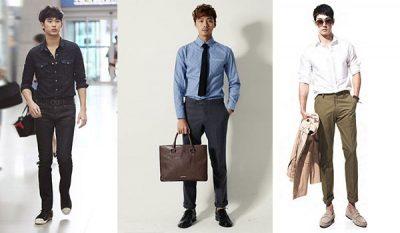 5 Bí quyết mặc đẹp với áo sơ mi các quý ông cần biết