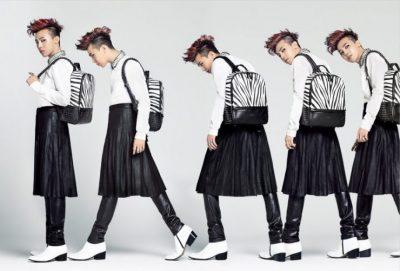 Phong cách thời trang cá tính cùng G-Dragon
