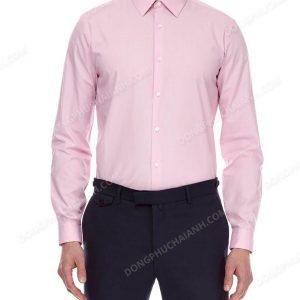 Dưới đôi tay tài hoa của những nhà thiết kế của Hải Anh, chiếc áo sơ mi nam đồng phục công sở này có sự tương thích cực cao với cánh đàn ông Việt Nam.