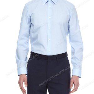 Dễ thấy rằng áo sơ mi nam công sở là trang phục phổ biến bậc nhất tại nơi làm việc.