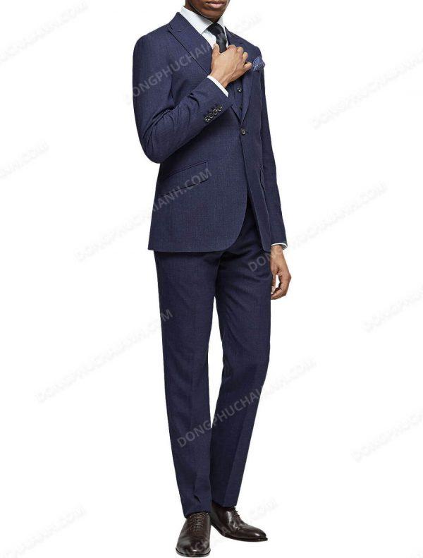 Những trang phục áo gile nam công sở cũng có khả năng giữ ấm không hề tệ.