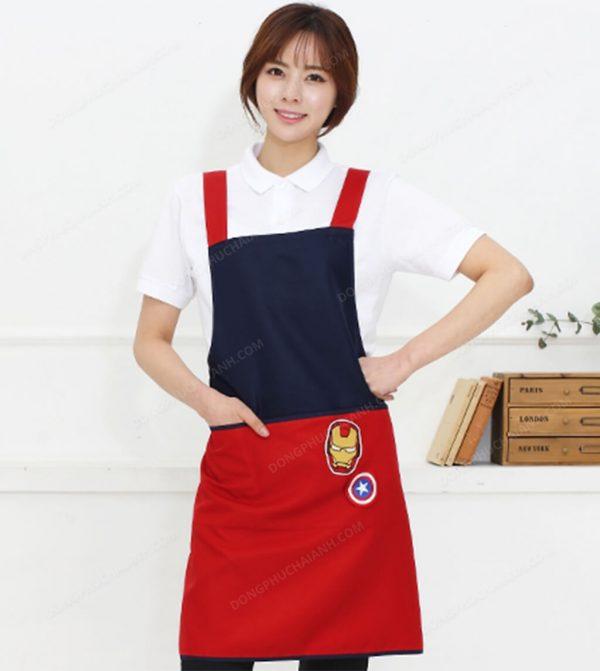 Mẫu đồng phục nhân viên phục vụ nhà hàng 03