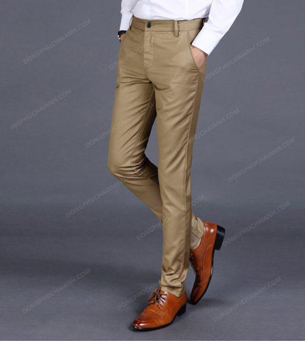 Hải Anh là một trong những thương hiệu đi đầu trong mảng thời trang đồng phục. Điển hình là những chiếc quần âu nam công sở vô cùng ấn tượng.