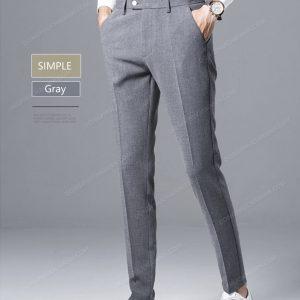 Quần âu nam công sở là một trong những trang phục cơ bản của nam giới.