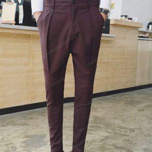 Sử dụng quần âu nam công sở là một trong những lựa chọn có tính phổ biến nhất của dân văn phòng.