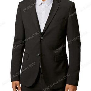 Nét tinh tế, đẳng cấp trên từng chi tiết, từng đường nét của mẫu áo Vest nam công sở chất lượng cao của Hải Anh.
