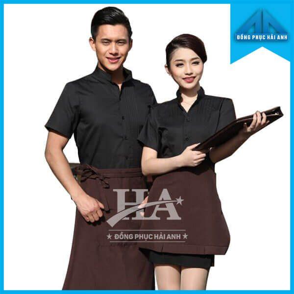 Đồng phục nhà hàng quán cafe