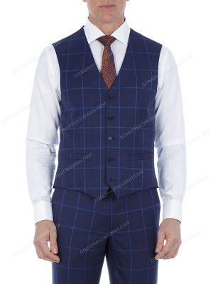Mẫu áo gile công sở nam mặc rời