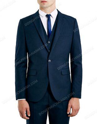 Mẫu áo vest công sở nam chất liệu cotton