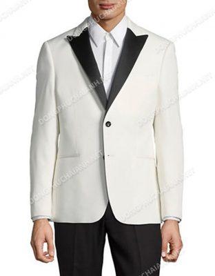 Mẫu áo vest công sở nam chất vải polyester