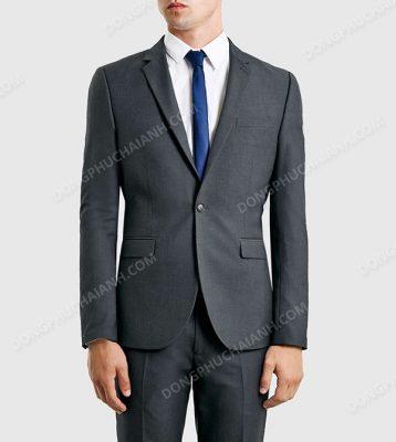 Mẫu áo vest công sở nam lịch lãm, trẻ trung