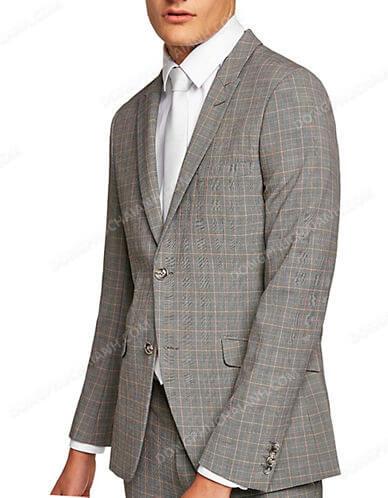 Mẫu đồng phục áo vest công sở nam cách điệu đẹp